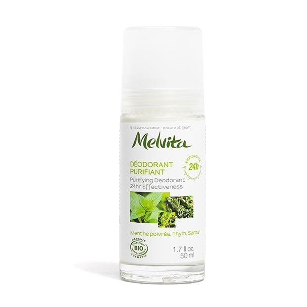 Déodorant purifiant Bio Melvita 50ml
