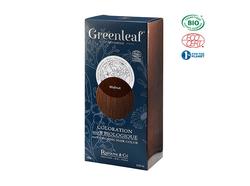 Coloration Greenleaf Walnut (Chatain) 100% Bio