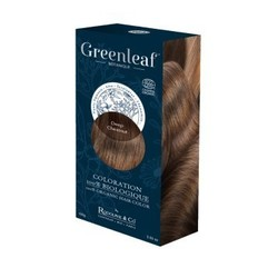 Coloration Greenleaf Deep Chestunut (Marron foncé) 100% Bio