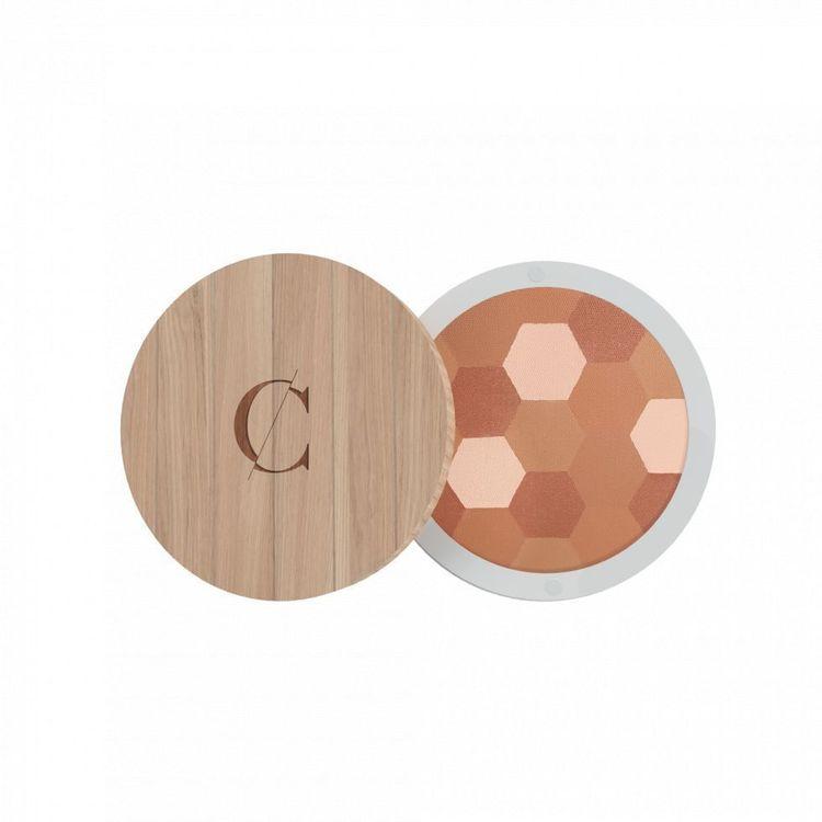 Poudre mosaïque N°233 teint mat Bio Couleur Caramel