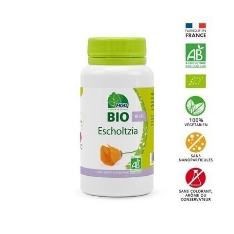 Escholtzia Bio MGD 90 gélules