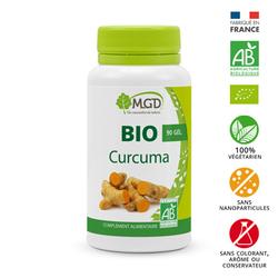 Curcuma Bio MGD gélules
