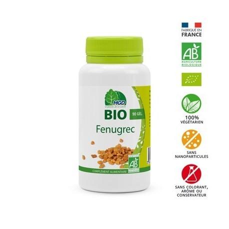 Fenugrec Bio MGD 90 gélules