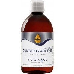 Cuivre Or Argent Catalyons 500 ml