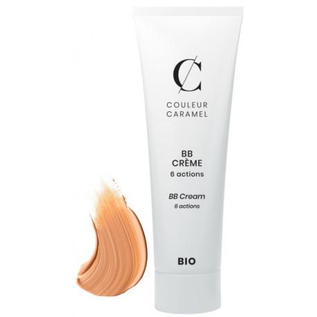 BB crème  beige clair N°12 Bio Couleur Caramel