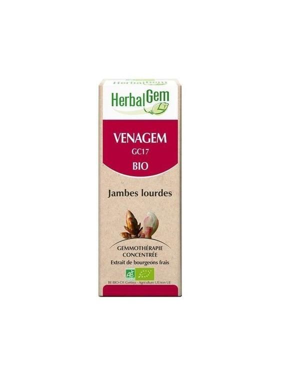 Herbalgem venagem bourgeons Bio 50 ml
