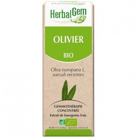 Herbalgem olivier Bourgeons Bio 50 ml