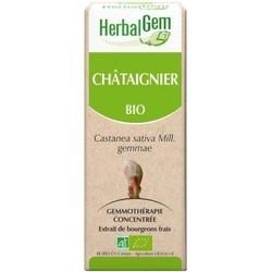 Herbalgem Châtaignier Bourgeons Bio 50ml