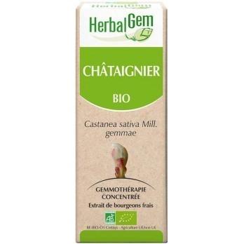Herbalgem Châtaignier Bourgeons Bio 15ml
