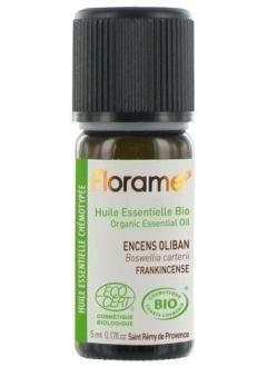 Huile essentielle Encens oliban Bio Florame