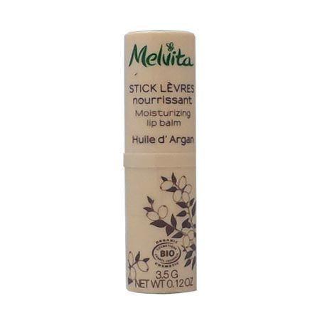 Stick lèvres nourrissant à l'argan Bio Melvita