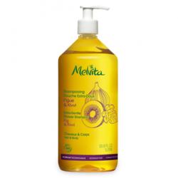 Shampoing douche extra-doux 1L Bio Melvita