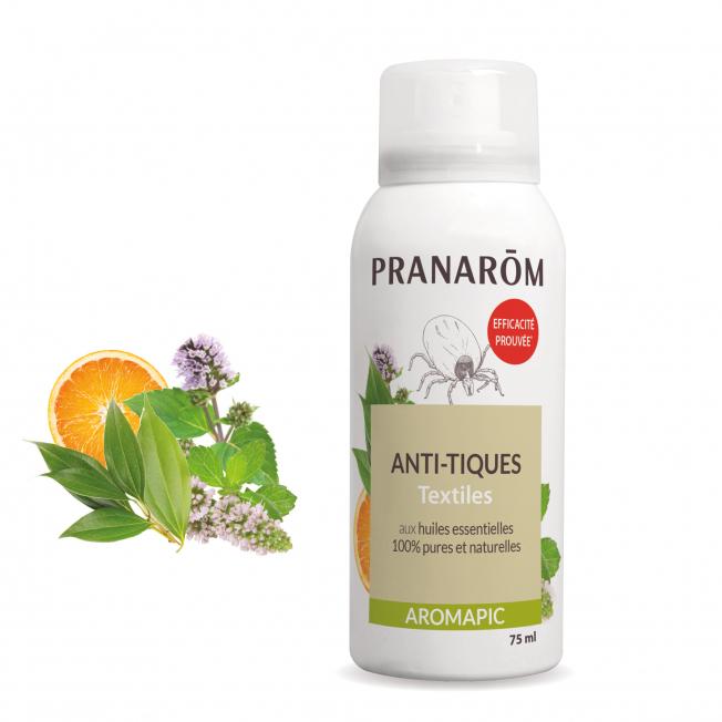 Spray anti-tiques Bio Pranarom 75ml