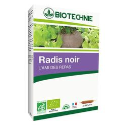 Radis noir Biotechnie Bio 20 ampoules