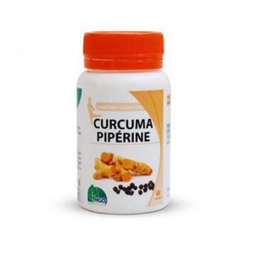 Curcuma pipérine MGD 60 gélules