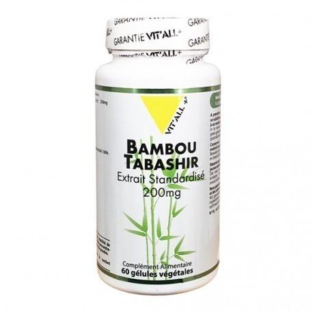 Bambou tabashir 200mg Bio Vit'All+ 60 gélules