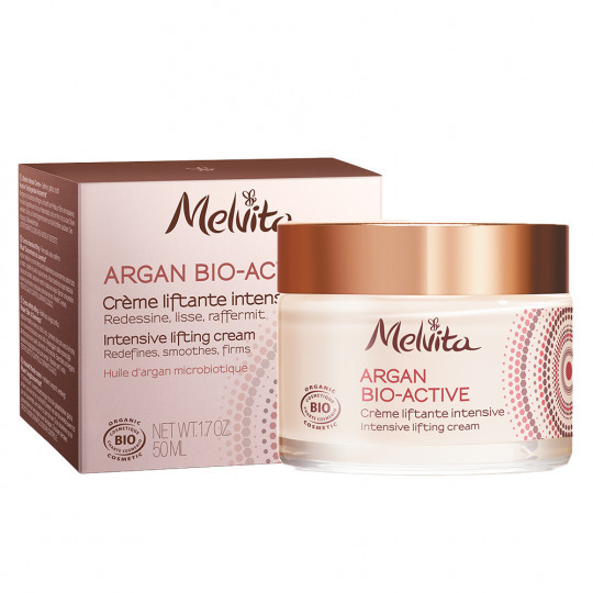 Crème anti-age Argan Bio-Active Melvita pot  50ml