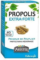 Propolis brune extra-forte Pollenergie Bio 40 gélules
