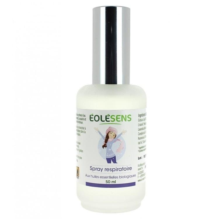 Spray respiratoire La Source Bio 50ml