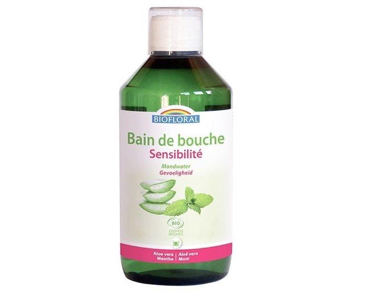 Bain de bouche sensibilité Biofloral Bio 500ml