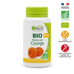Huile de pépins de courge Bio MGD 90 gélules