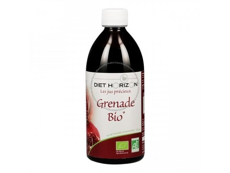 Jus précieux de grenade Bio Diet'Horizon 473ml