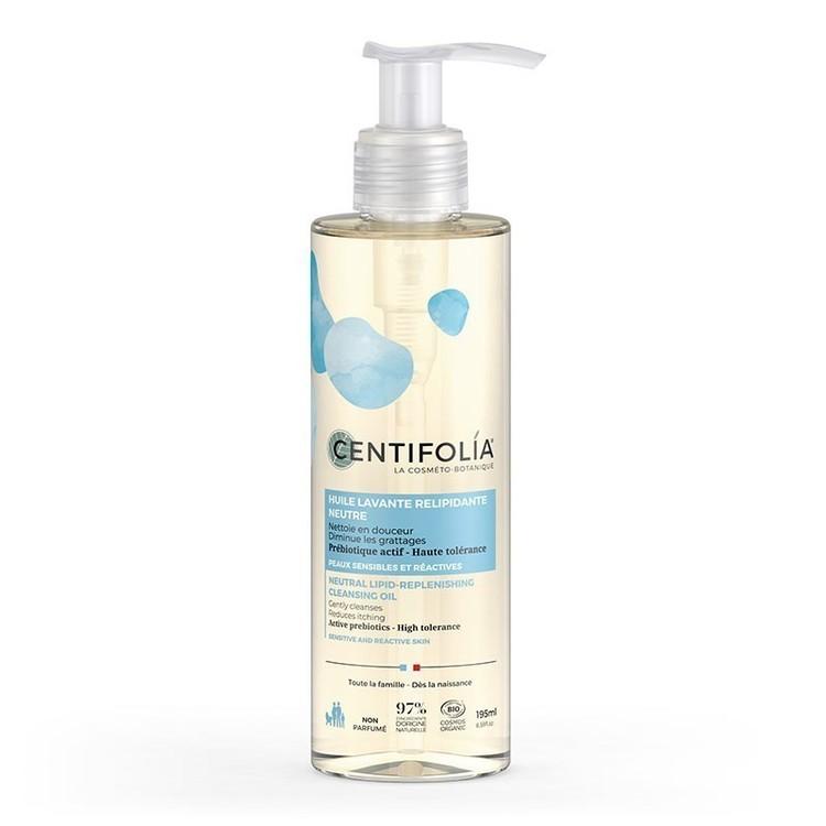 Huile lavante relipidante neutre Centifolia 195ml