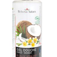 Helvetia-gel douche Coco Monoi Bio 1L