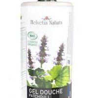 Helvetia-gel douche Patchouli Bio 1L