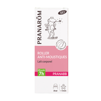 Pranarom- Roll-on corps anti-moustiques bébé Bio