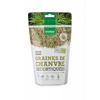 Purasana - Graines de chanvre décortiquées Bio 200g