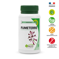 MGD- Fumeterre 120 gélules