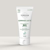 Tenzor gommage lacté visage Bio 50 ml