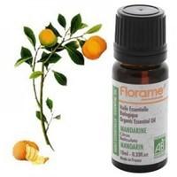 FLORAME - Huile Essentielle Mandarine Expressée Bio
