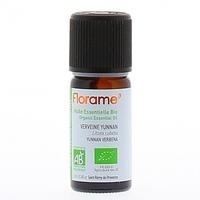 FLORAME - Huile Essentielle Verveine Yunnan bio