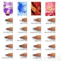Couleur Caramel - Crayons Yeux et/ou Lèvres Bio
