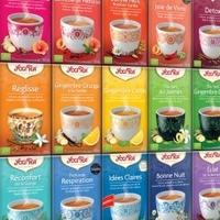 YOGI TEA - Infusions Bio Ayurvédique